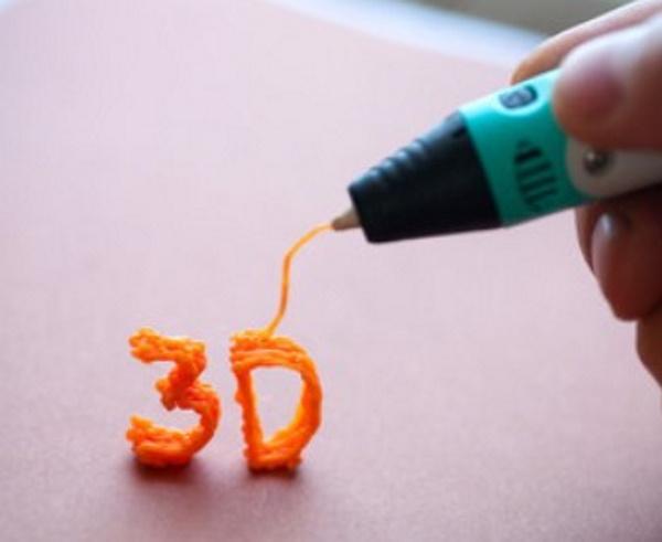 Объемное моделирование при помощи 3D ручки